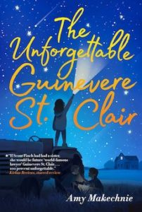 Unforgettable Guinevere St Clair